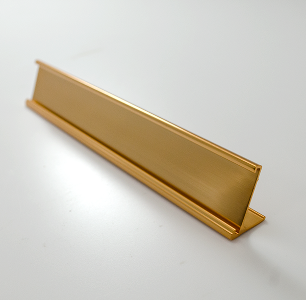 con-30073-slim-plate-holder-gold-signage