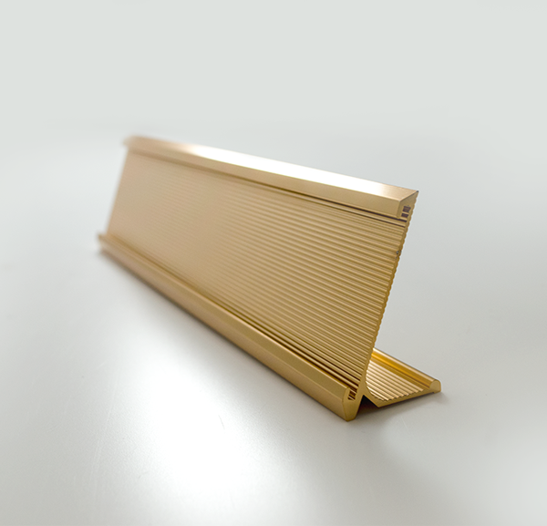 con-34820-plate-holder-gold-signage